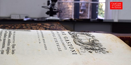 BA (Hons) Conservation: Books & Paper Online Open Days tickets