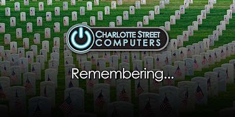 Memorial Day - CLOSED tickets