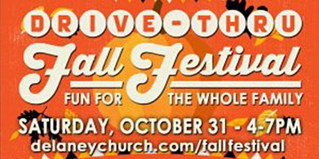 Drive-Thru FALL FESTIVAL tickets