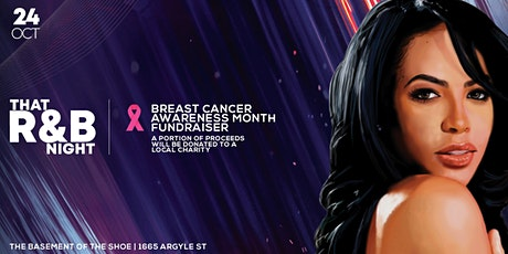 That R&B Night - Breast Cancer Fundraiser tickets