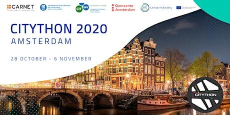 Citython 2020 Amsterdam - Online Event tickets