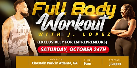 Transform your body and bank account  ( Exclusively for Entrepreneurs) tickets