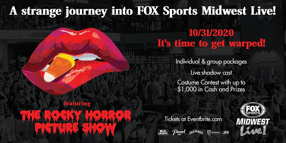 St. Louis Halloween Events On 10-31-2020 The Rocky Horror Picture Show Halloween Tickets, Sat, Oct 31, 2020
