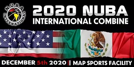 N.U.B.A International  Direct Scouting Combine tickets