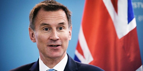 Q&A with Rt Hon. Jeremy Hunt tickets