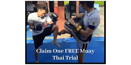 FREE 1x Muay Thai Trial to Release Your Stress  - Limited Time !!! tickets