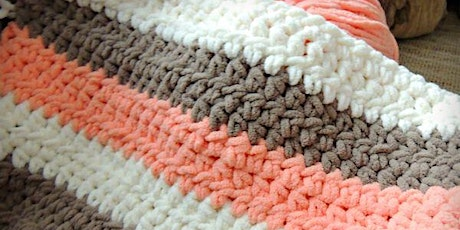 Blankets and Reading Patterns | Fall Crochet Workshop | Maryland tickets