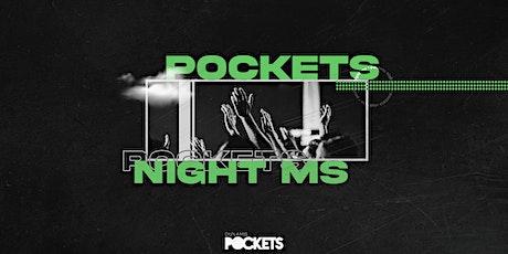 Pockets Night ingressos