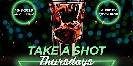 Take A Shot Thursdays Party Taj Lounge NYC Hookah & Bottle Service Avail tickets