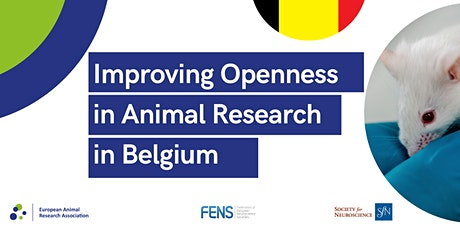 Improving Openness in Animal Research - Belgium tickets