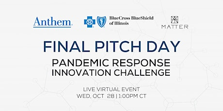 Pandemic Response Innovation Challenge Pitch Day tickets