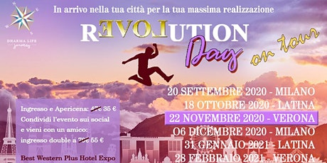 Dharma Revolution Day On Tour biglietti