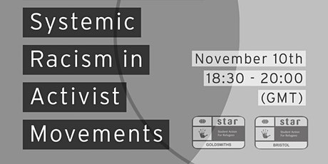 A Panel Discussion: Exploring White Saviorism & Systemic Racism in Activism tickets