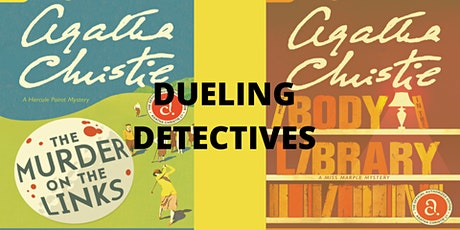 Dueling Detectives: Poirot vs. Miss Marple tickets