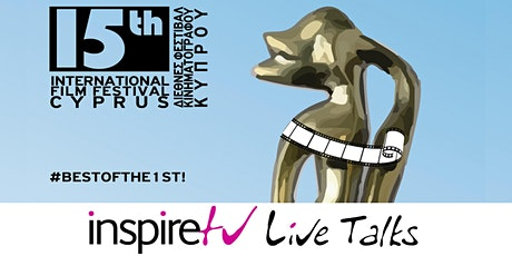 "Inspire-TV  ""Live Talks"" with international entertainment industry guests tickets"