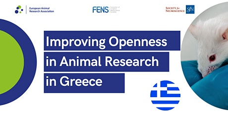 Improving Openness in Animal Research - Greece tickets