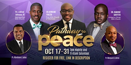 Pathway to Peace Bible Conference tickets