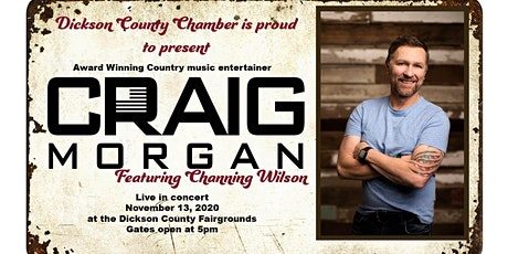 Craig Morgan Drive-In Concert tickets
