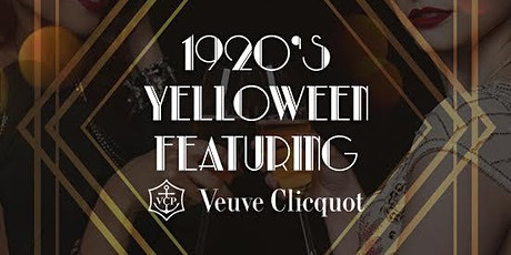 Veuve Clicquot Yelloween Spookeasy tickets