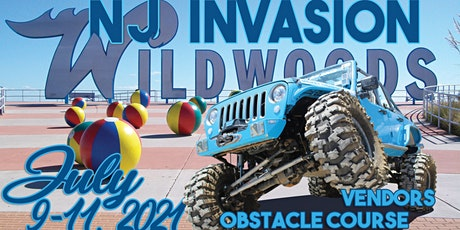 2021 NEW JERSEY JP INVASION - WILDWOOD tickets
