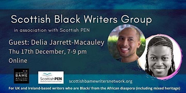 Scottish Black Writers Group image