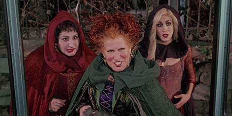 Hocus Pocus Trivia at the Summer Drive-In