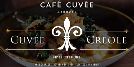 Cuvée Creole | Pop Up Experience tickets