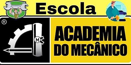 Curso de mecânica automotiva em Aracaju ingressos