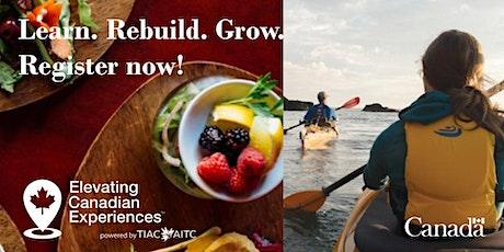 Nov 12-13, 2020: Newfoundland and Labrador Online Workshop Series tickets