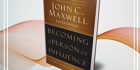Becoming a Person of Influence tickets
