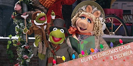 Cinema in the Snow: Muppets, A Christmas Carol tickets
