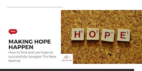 Making Hope Happen tickets