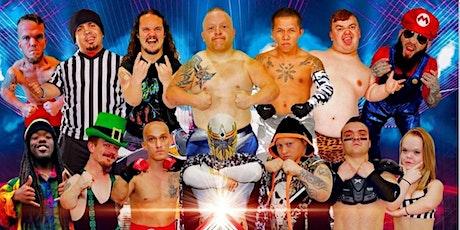 Micro Wrestling tickets
