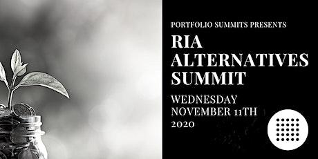Alternatives  Summit