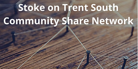 Stoke on Trent South Community Share Network tickets
