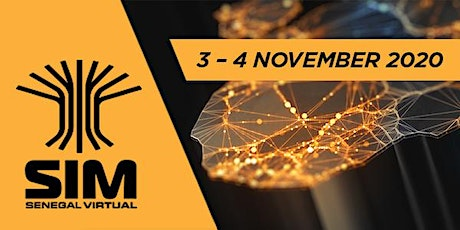 SIM Senegal Virtual Summit  03 - 04 November 2020 tickets