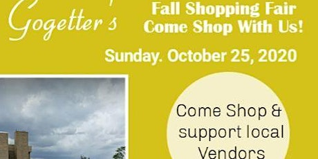 Fall Shopping Fair tickets