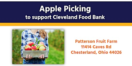WTS Northeast Ohio Apple Picking for Cleveland Food Bank tickets