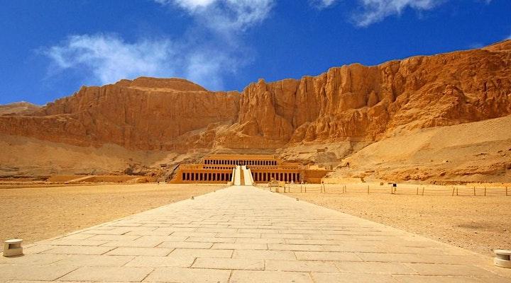 Hatshepsut Temple: Ancient Egypt Virtual Tour image