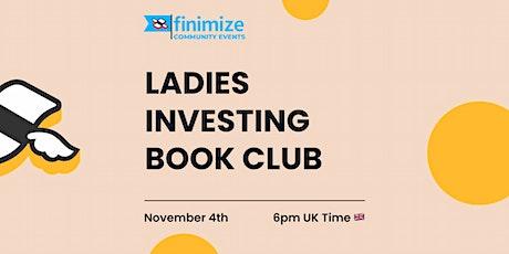 Ladies Investing Book Club tickets