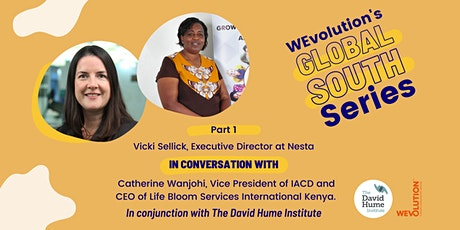 WEvolution's Global South Series: Catherine Wanjohi tickets