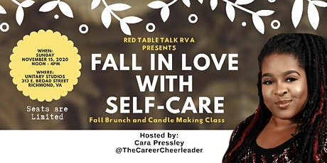 Fall in Love with Self Care: Candle Workshop tickets
