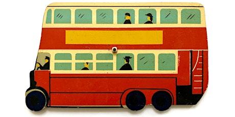 Toys and Modernism: Paul and Marjorie Abbatt Ltd., 1932-1973 tickets