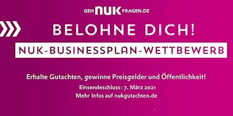 Belohne Dich! Deine Teilnahme am NUK-Businessplan-Wettbewerb