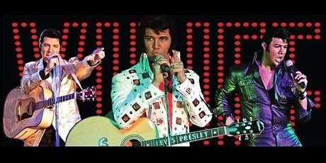 Christmas w/ Elvis & The Vegas Mafia Band tickets