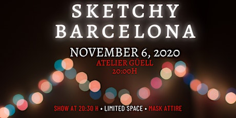 Sketchy Barcelona tickets