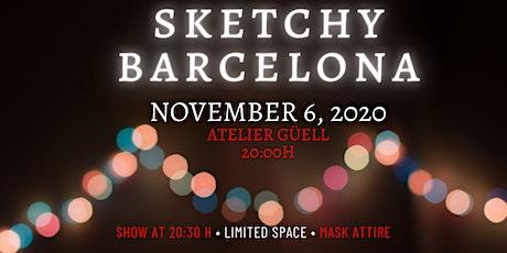 Sketchy Barcelona entradas