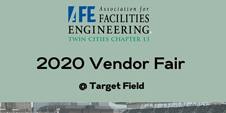 2020 AFE Vendor Fair — Regular Attendee tickets