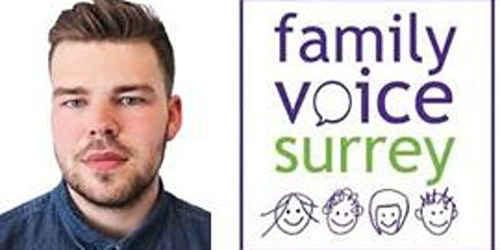 Max J Green joins Family Voice Surrey  tickets