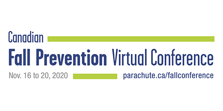 Canadian Fall Prevention Virtual Conference 2020 tickets